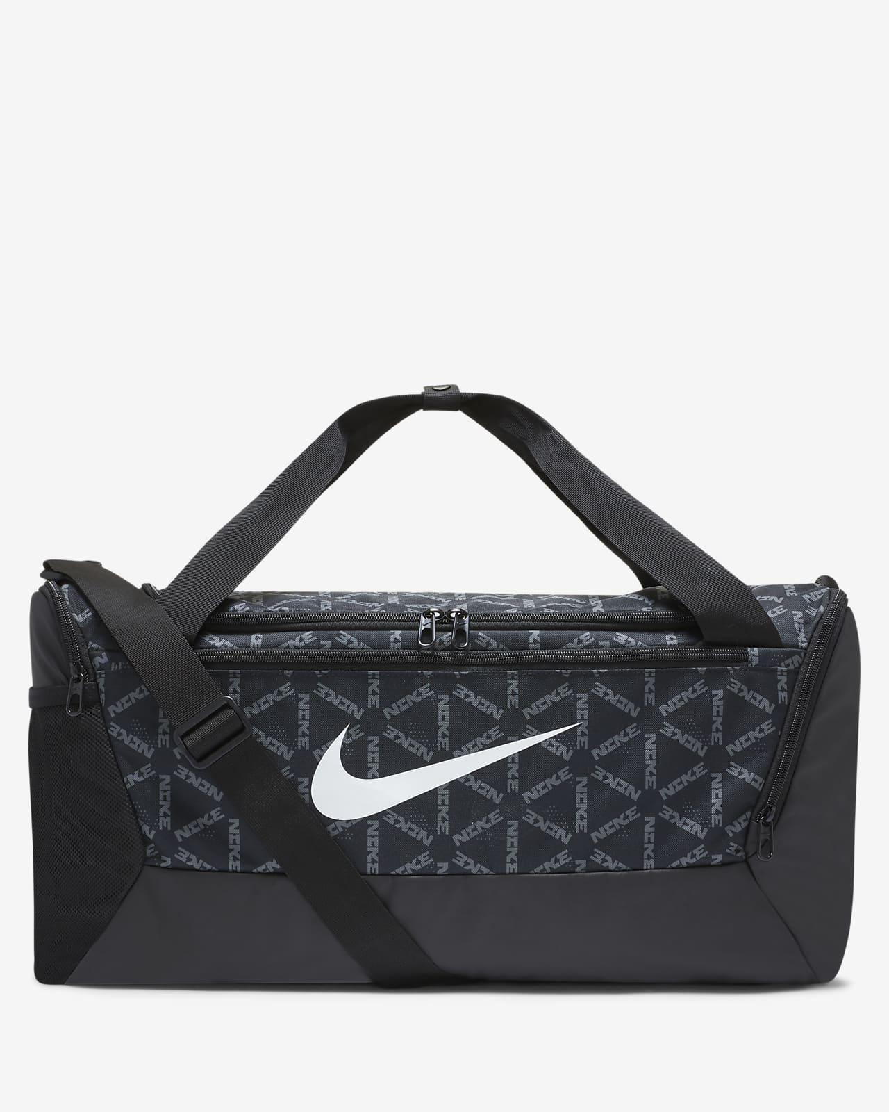 Nike Brasilia Printed Training Duffel Bag (Small)