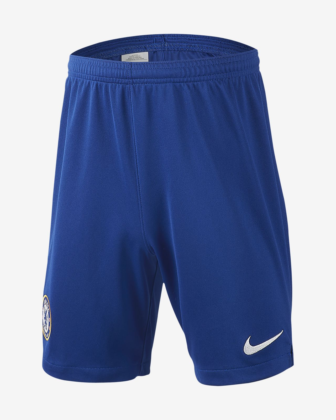 Chelsea F.C. 2019/20 Stadium Home/Away Older Kids' Football Shorts