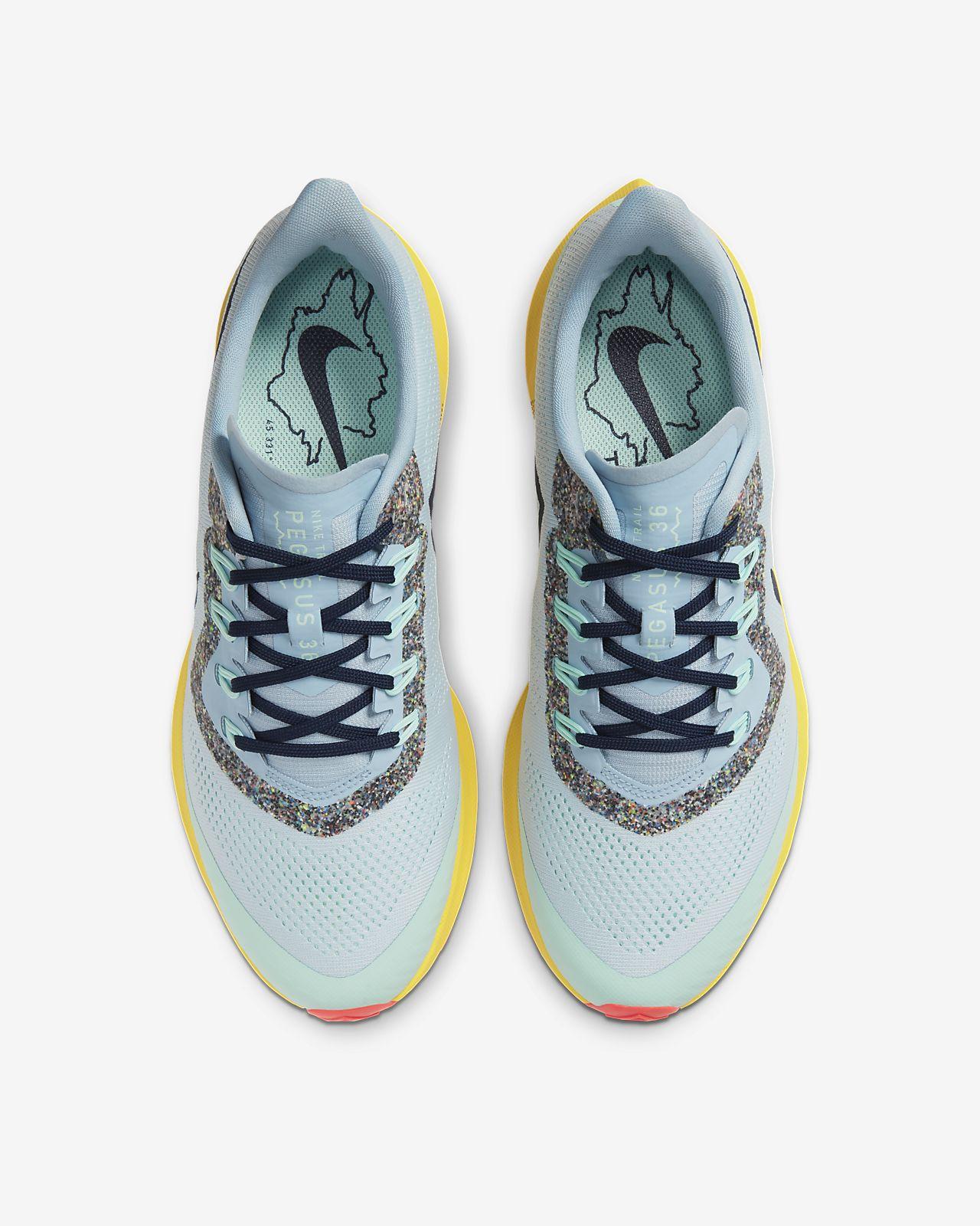 Nike Air Zoom Pegasus 36 Trail Trailrunningschoen voor heren
