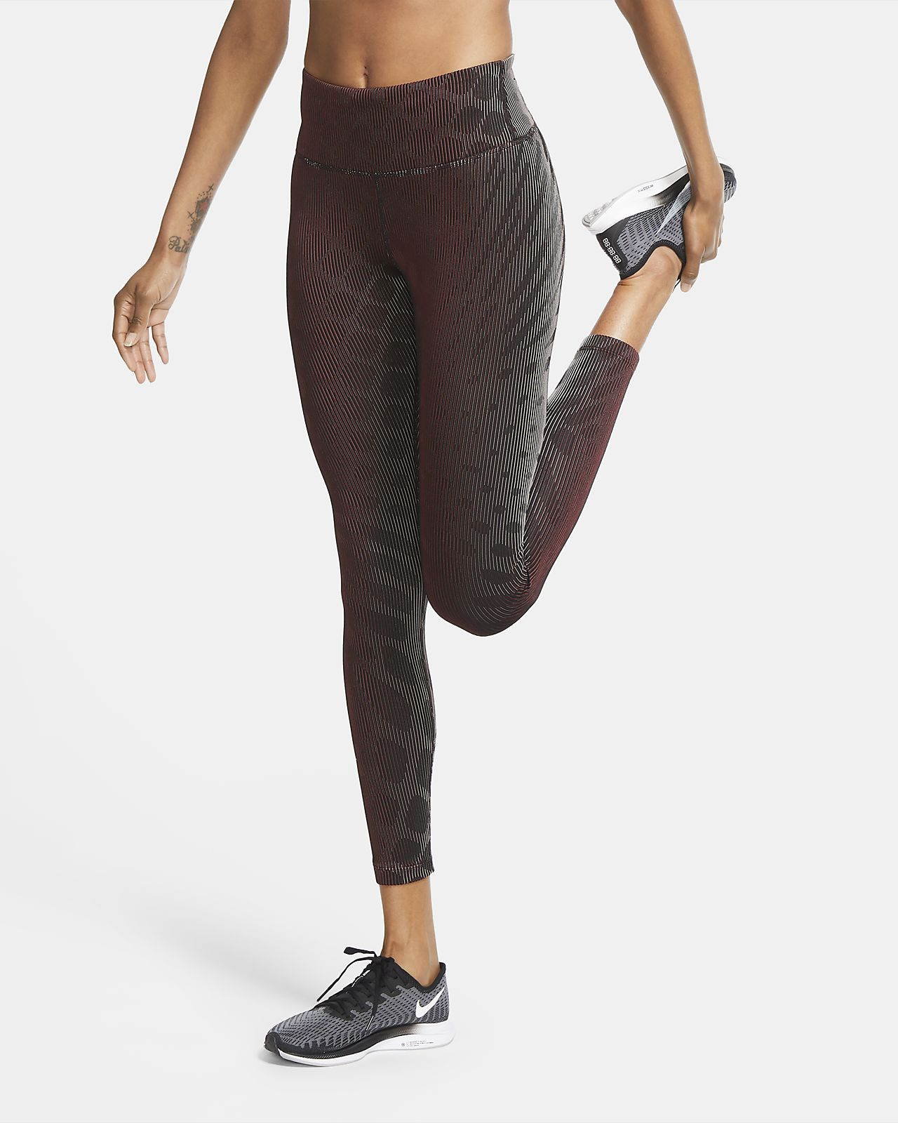 Nike Epic Luxe Run Division Women's 7/8 Running Tights