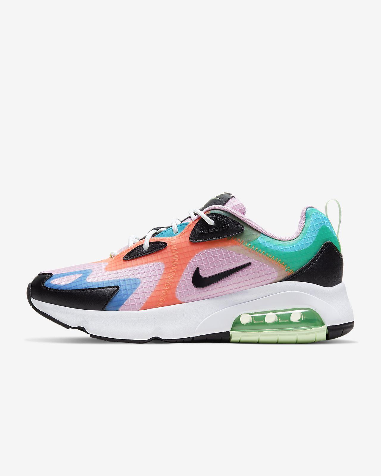 Nike Air Max 200 SE-sko til kvinder