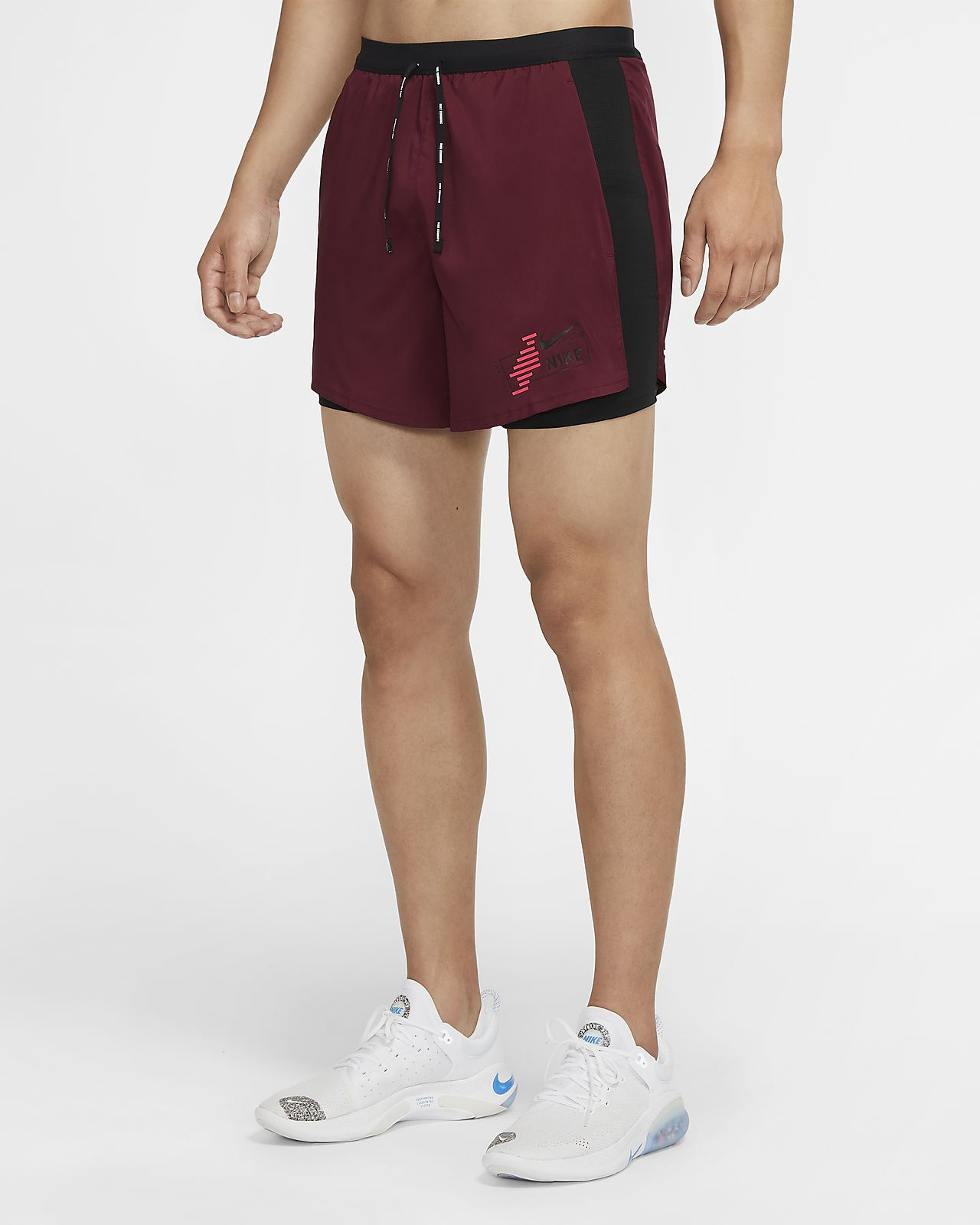 Nike Flex Stride Future Fast 2-In-1 男子跑步短裤