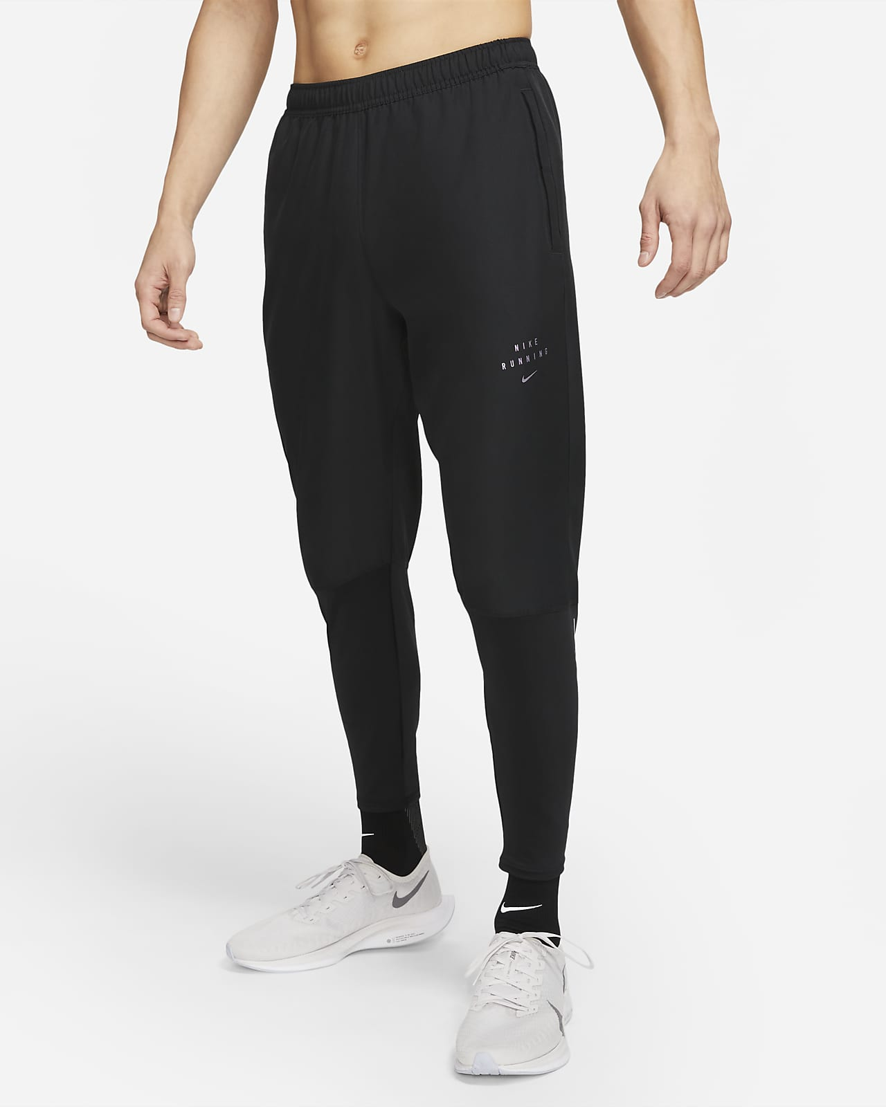 Nike Essential Run Division Men's Hybrid Running Trousers