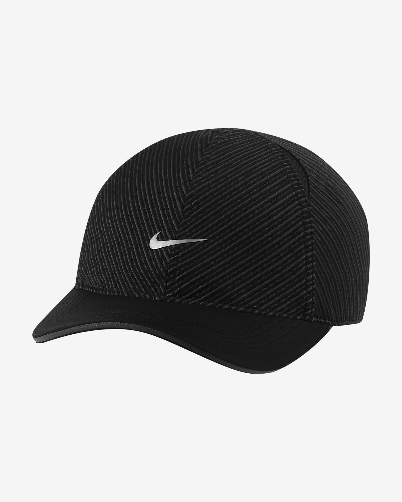 Nike Dri-FIT AeroBill Featherlight Strick-Laufmütze