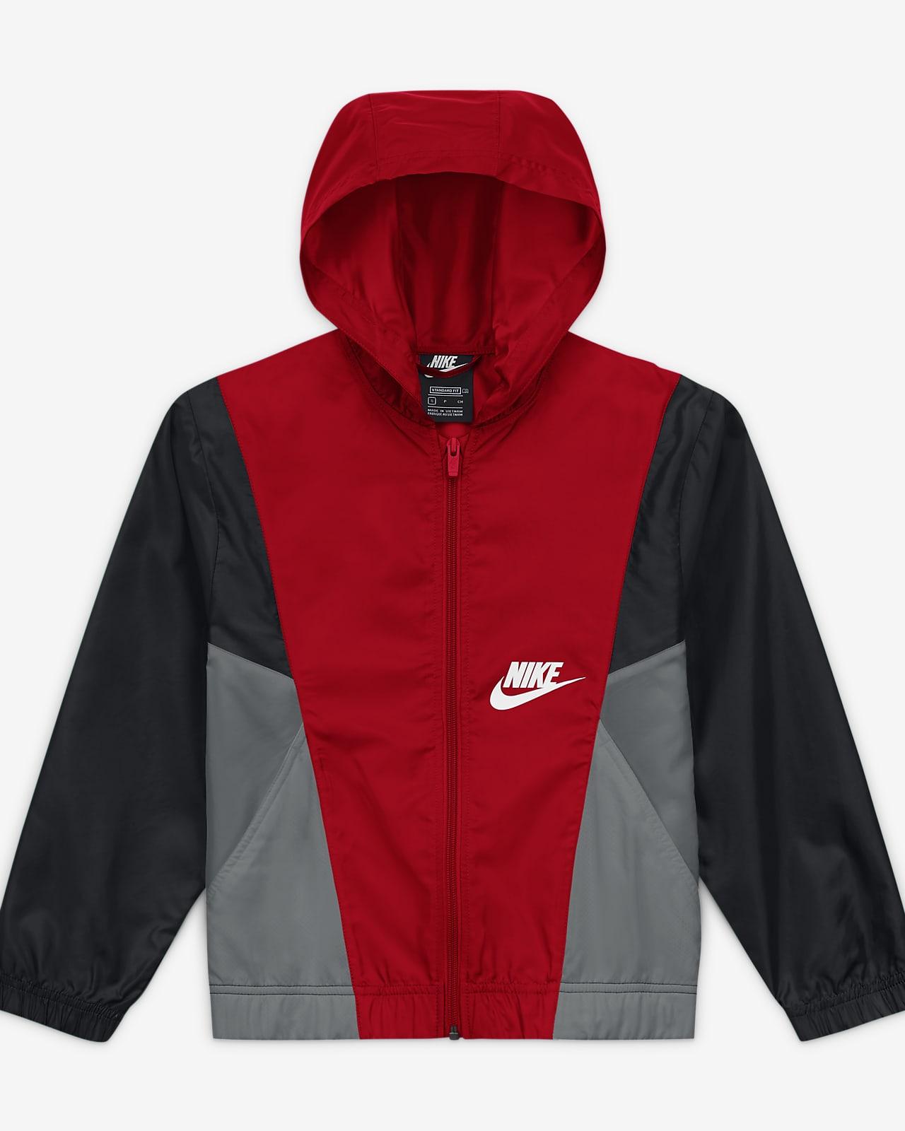 Куртка из тканого материала для мальчиков школьного возраста Nike Sportswear