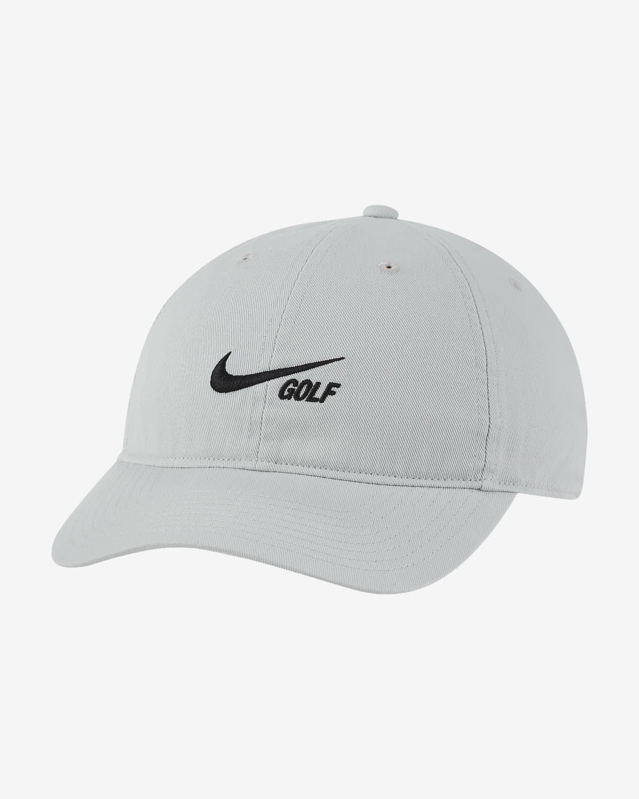 Gorra de golf prelavada Nike Heritage86