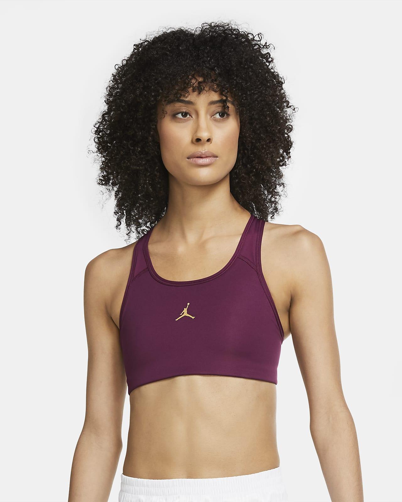 Jordan Jumpman 女款中度支撐型單片式襯墊運動內衣