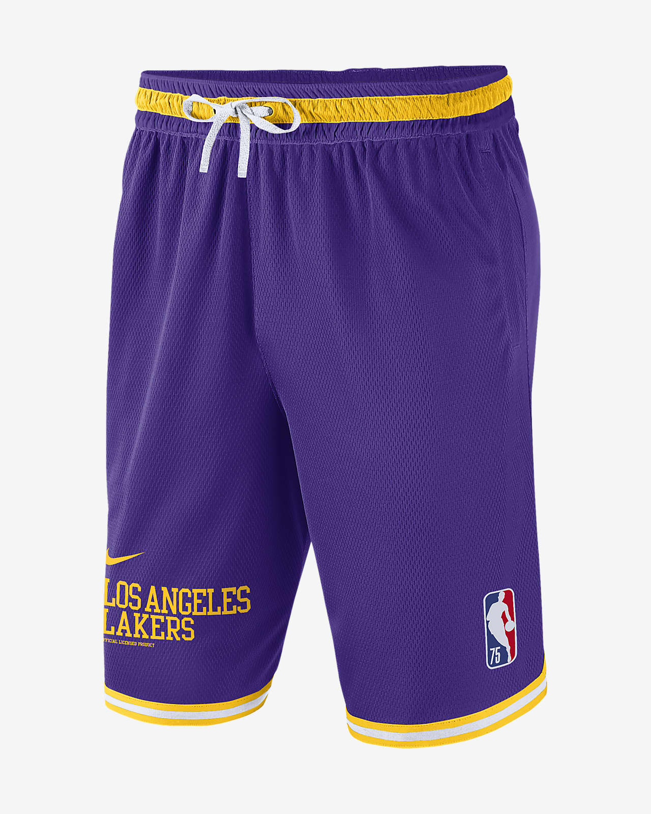 Los Angeles Lakers Courtside DNA 男款 Nike NBA 短褲