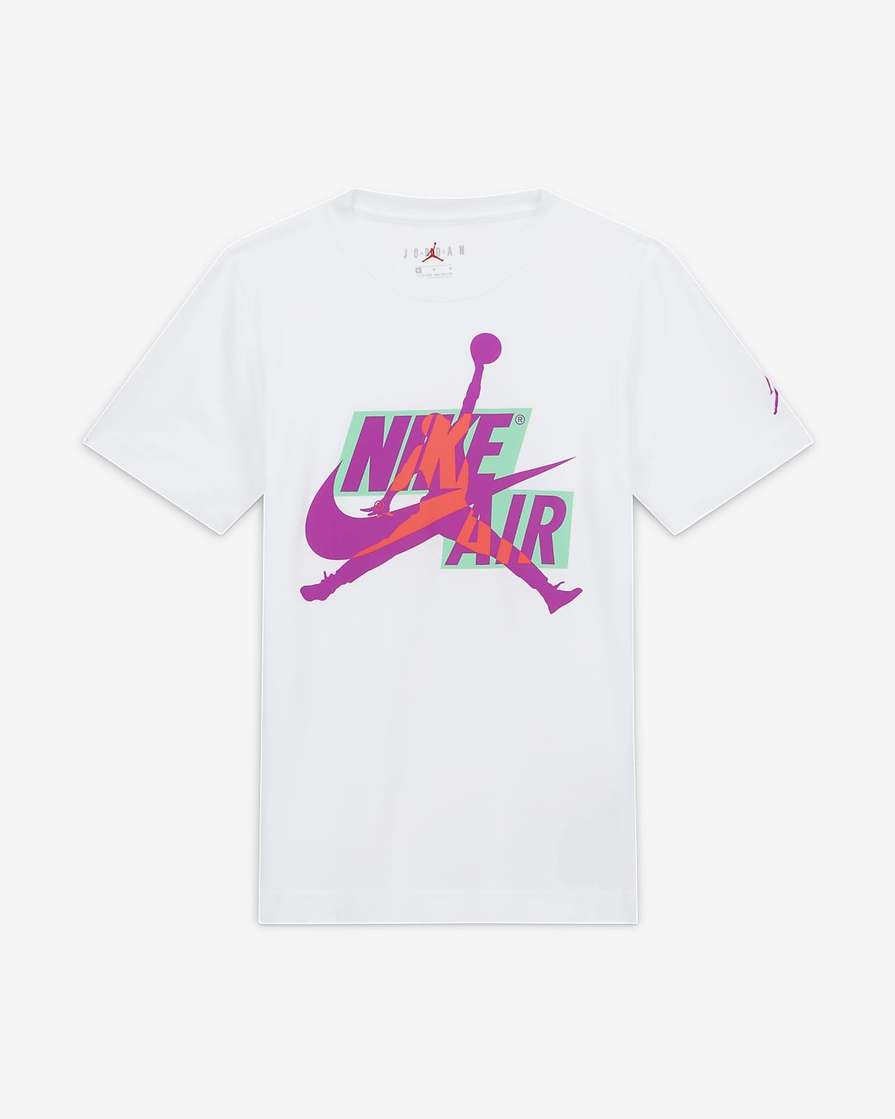 Jordan Jumpman Classics Big Kids' (Boys') T-Shirt