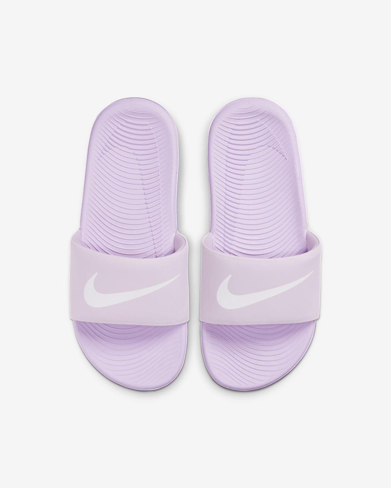 Claquette Nike Kawa pour Jeune enfant/Enfant plus âgé