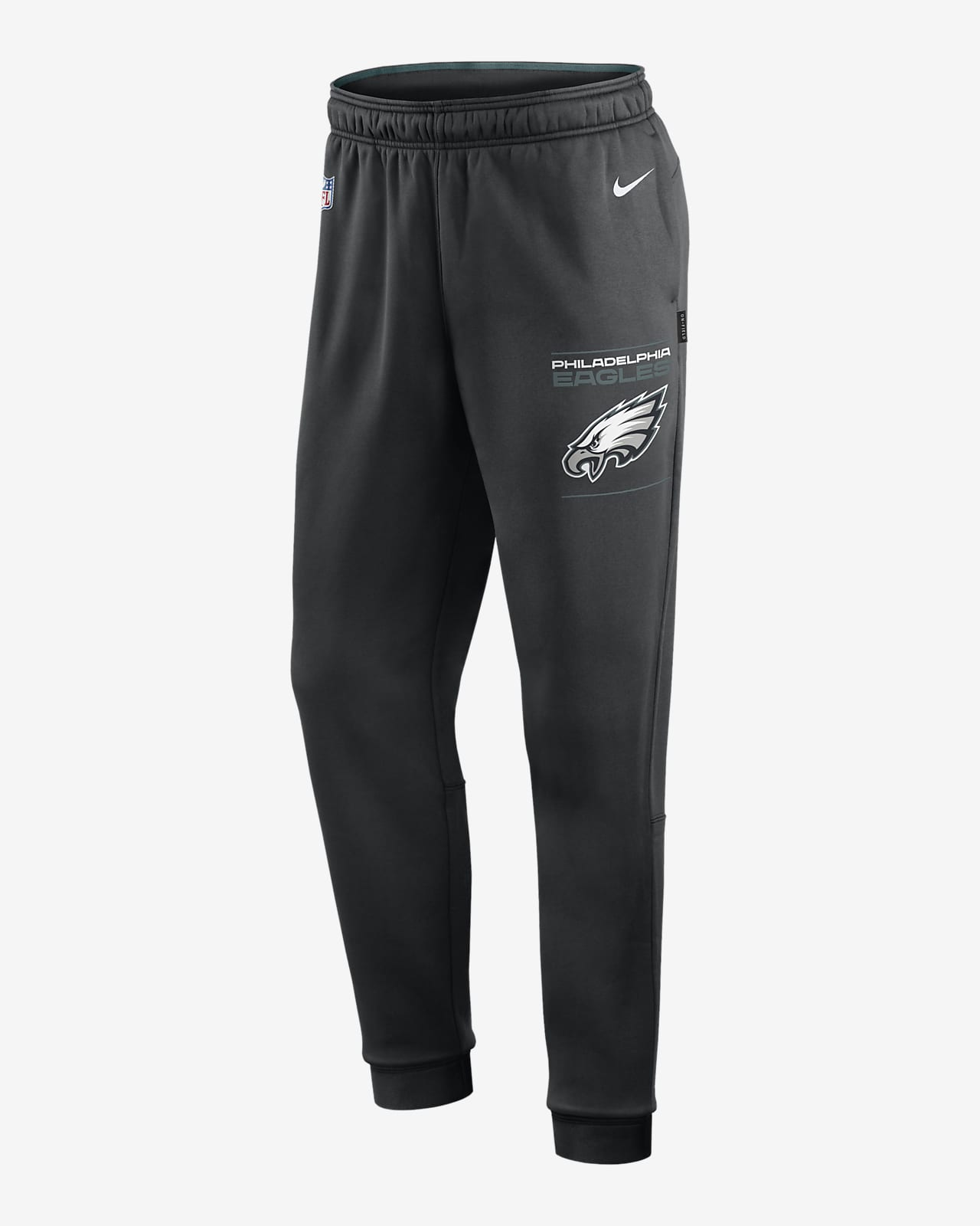 Pants para hombre Nike Therma Sideline (NFL Philadelphia Eagles)