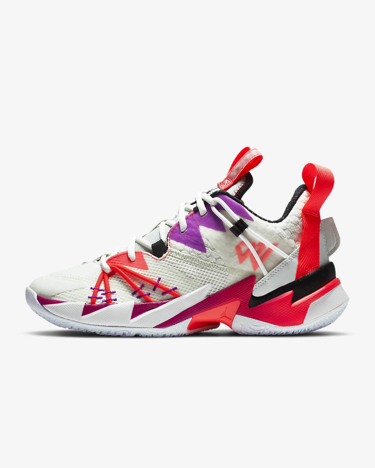 Jordan 'Why Not?' Zer0.3 SE PF Men's Basketball Shoe