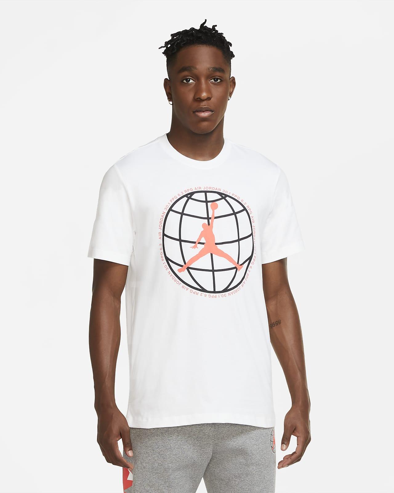 T-shirt a manica corta Jordan Winter Utility Jumpman - Uomo