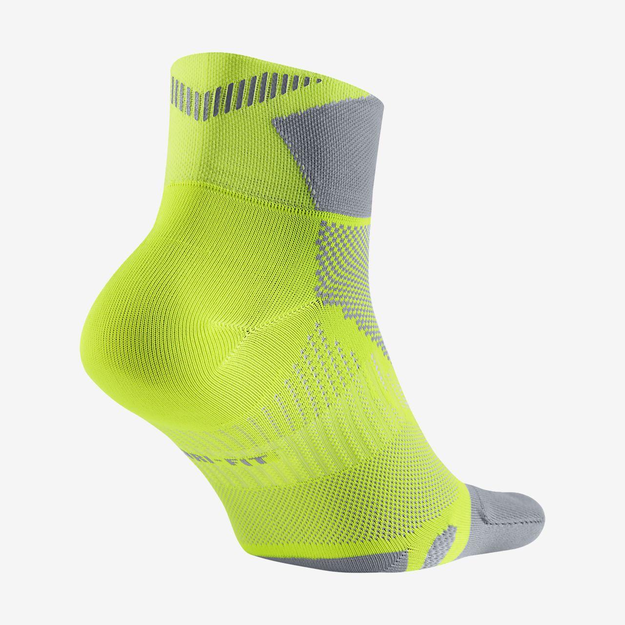 Chaussettes de running Nike Elite Lightweight Quarter