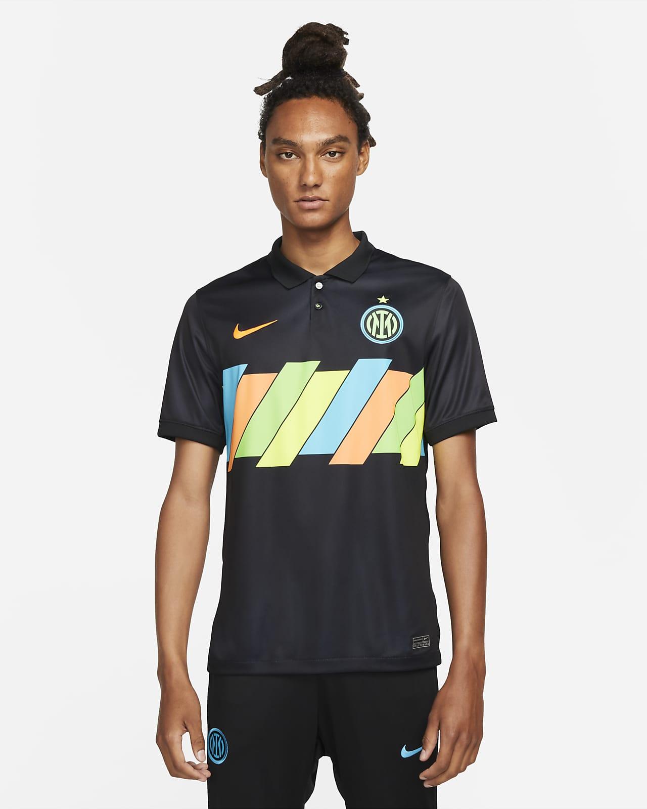 Inter Milan 2021/22 Stadium Third Men's Nike Dri-FIT Football Shirt