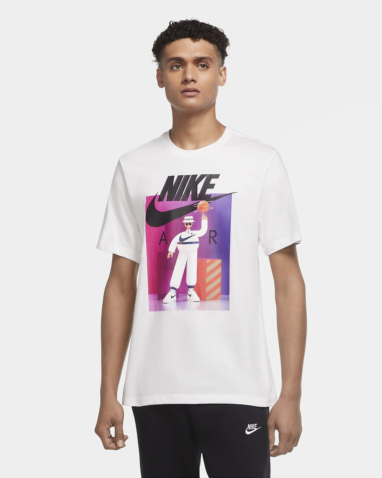 Nike Sportswear 男子印花T恤