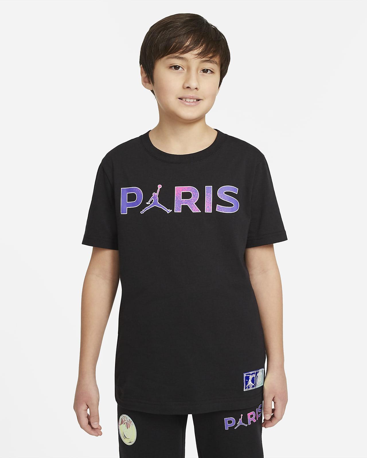 Paris Saint-Germain póló nagyobb gyerekeknek (fiúk)
