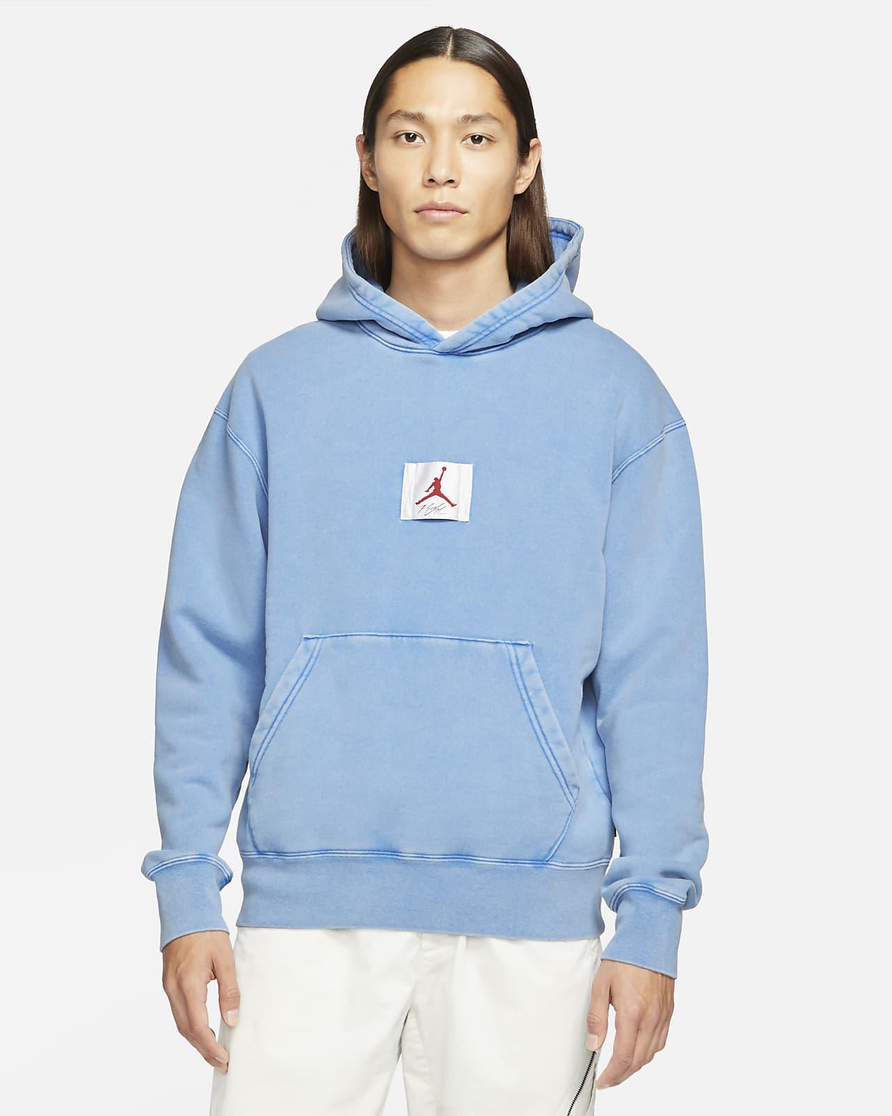 Jordan Flight Fleece Men's Graphic Pullover Hoodie