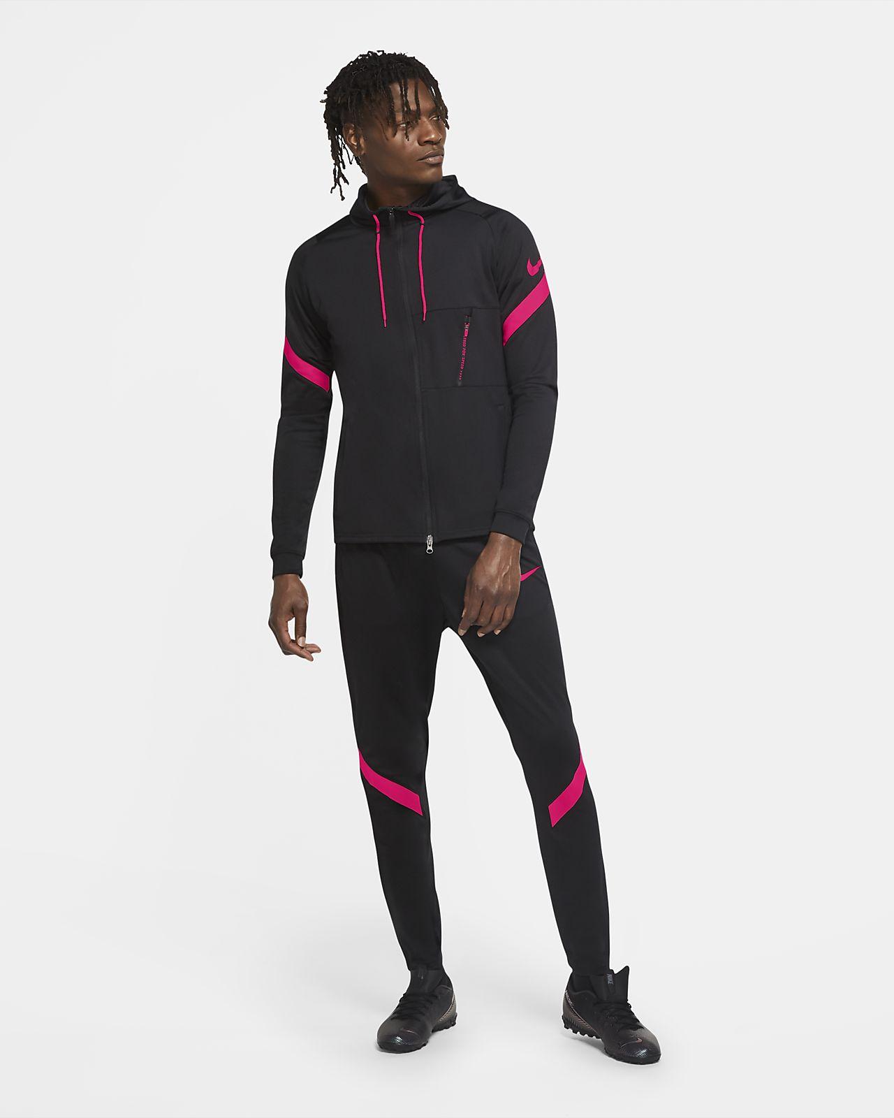 Conjunto de entrenamiento tejido de fútbol para hombre Nike Dri-FIT Strike