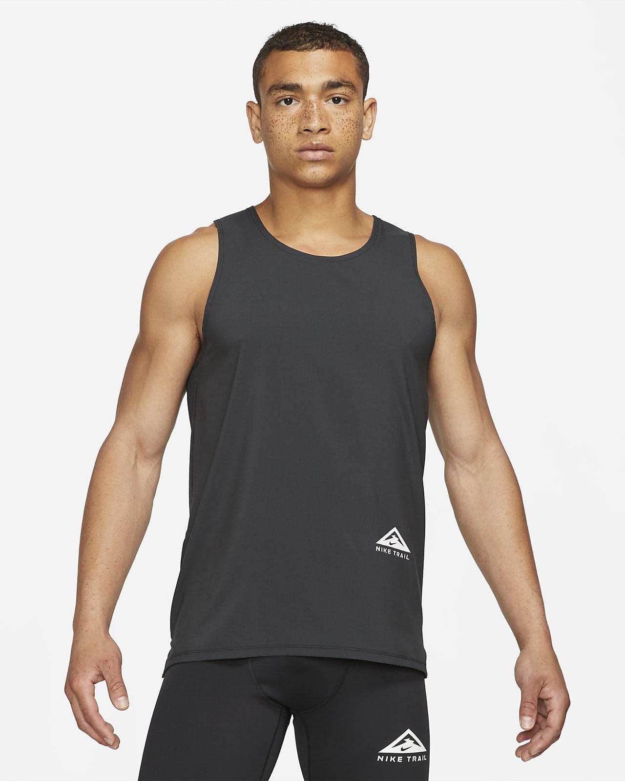 Ανδρικό φανελάκι για τρέξιμο σε ανώμαλο δρόμο Nike Dri-FIT Rise 365