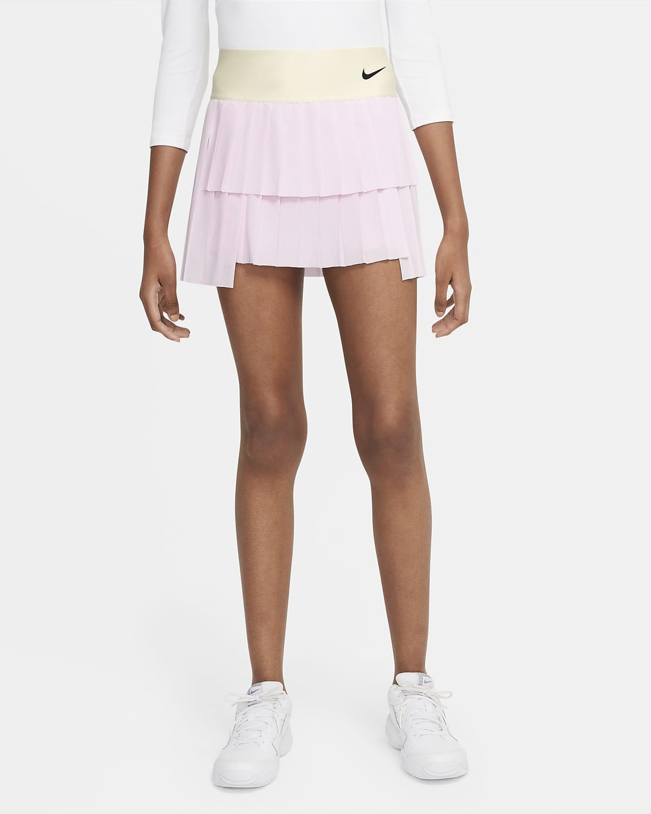 Γυναικεία πλισέ φούστα τένις NikeCourt Advantage