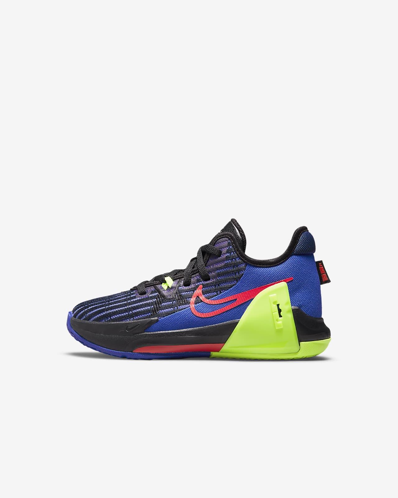 LeBron Witness 6 Little Kids' Shoes