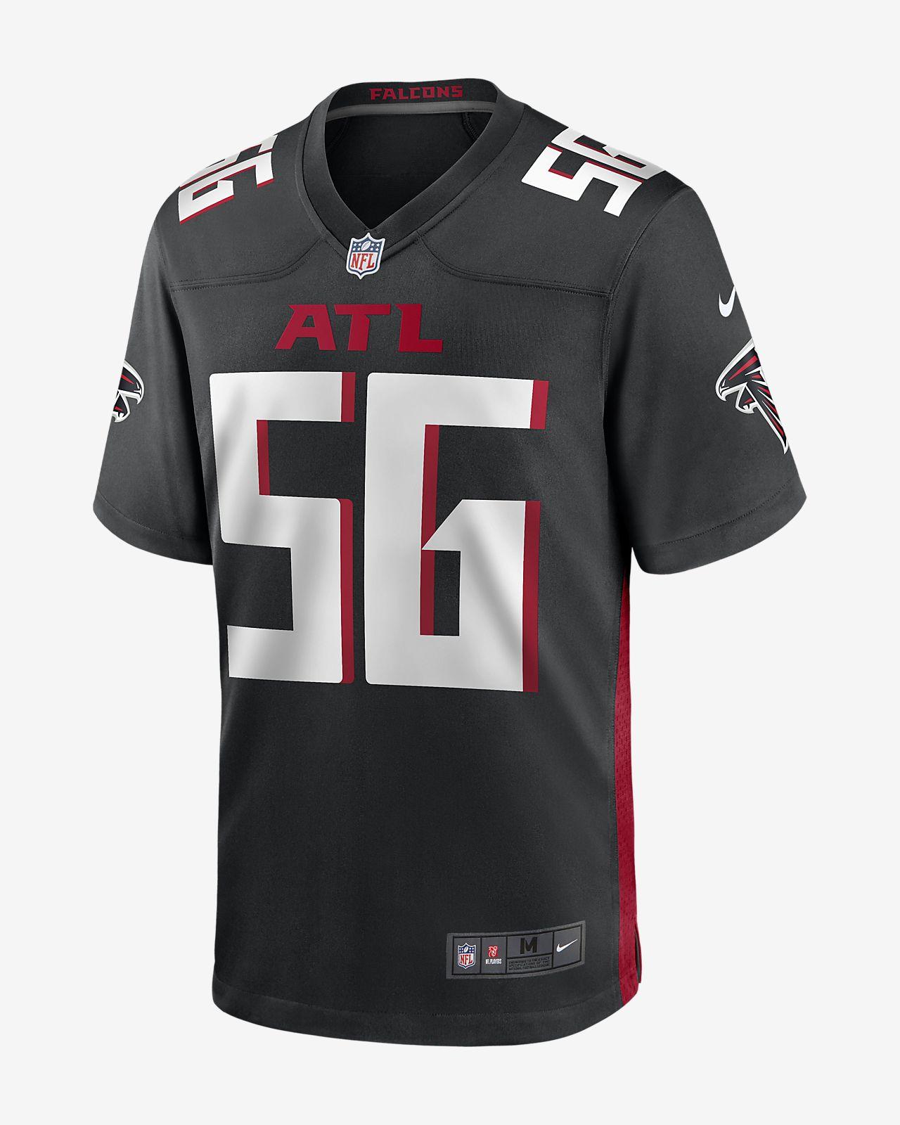Camiseta de fútbol americano para hombre Game NFL Atlanta Falcons (Dante  Fowler Jr.)