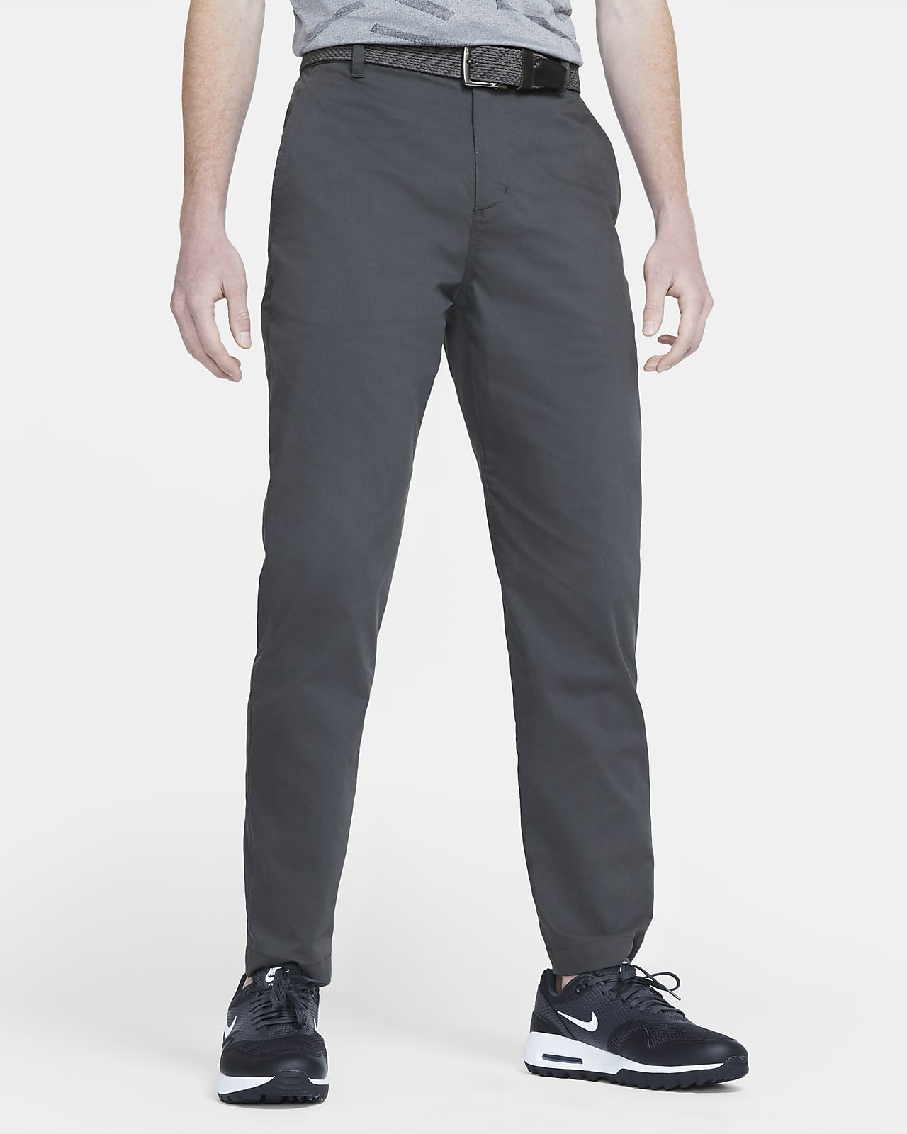 Pantalones chinos de golf de ajuste estándar para hombre Nike Dri-FIT UV