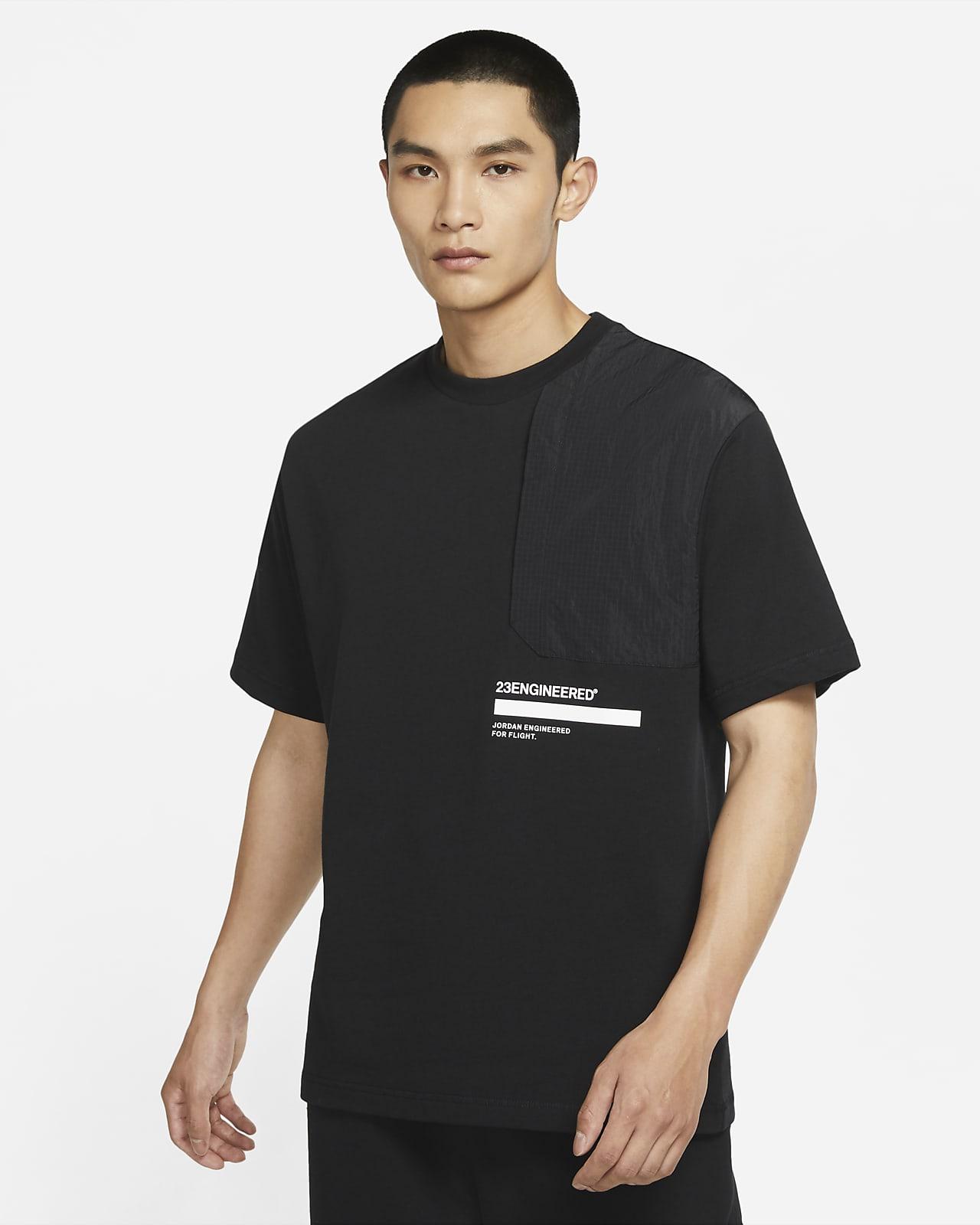 Jordan 23 Engineered 男子短袖上衣
