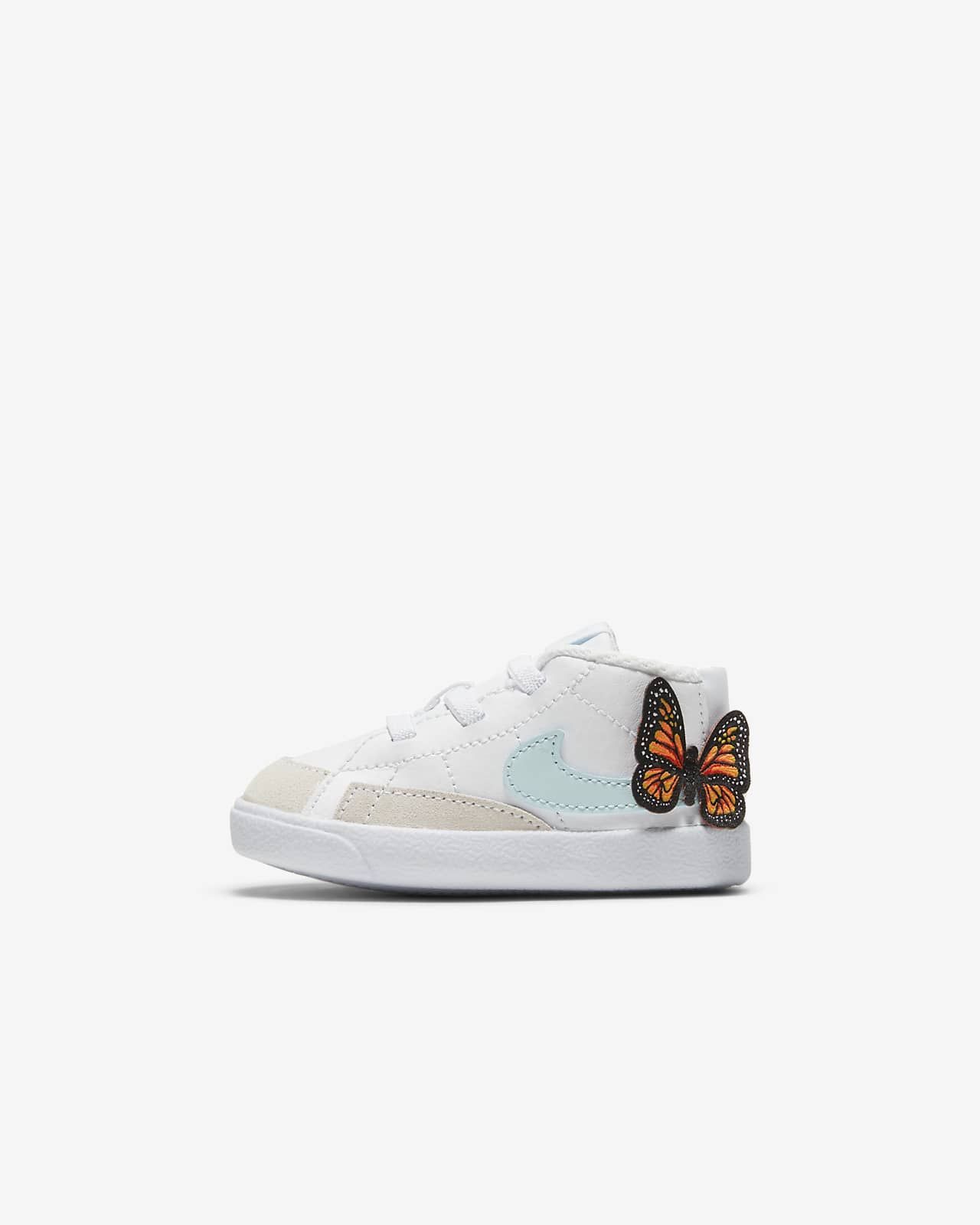 "Nike Blazer Mid SE ""Little Bugs"" Baby Crib Bootie"