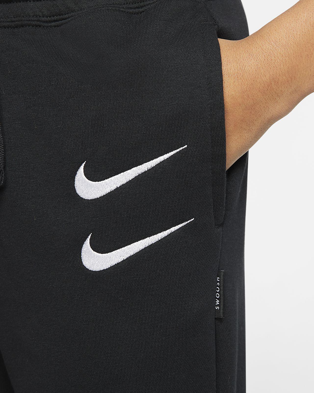 Pantalon en molleton Nike Sportswear Swoosh pour Enfant plus âgé