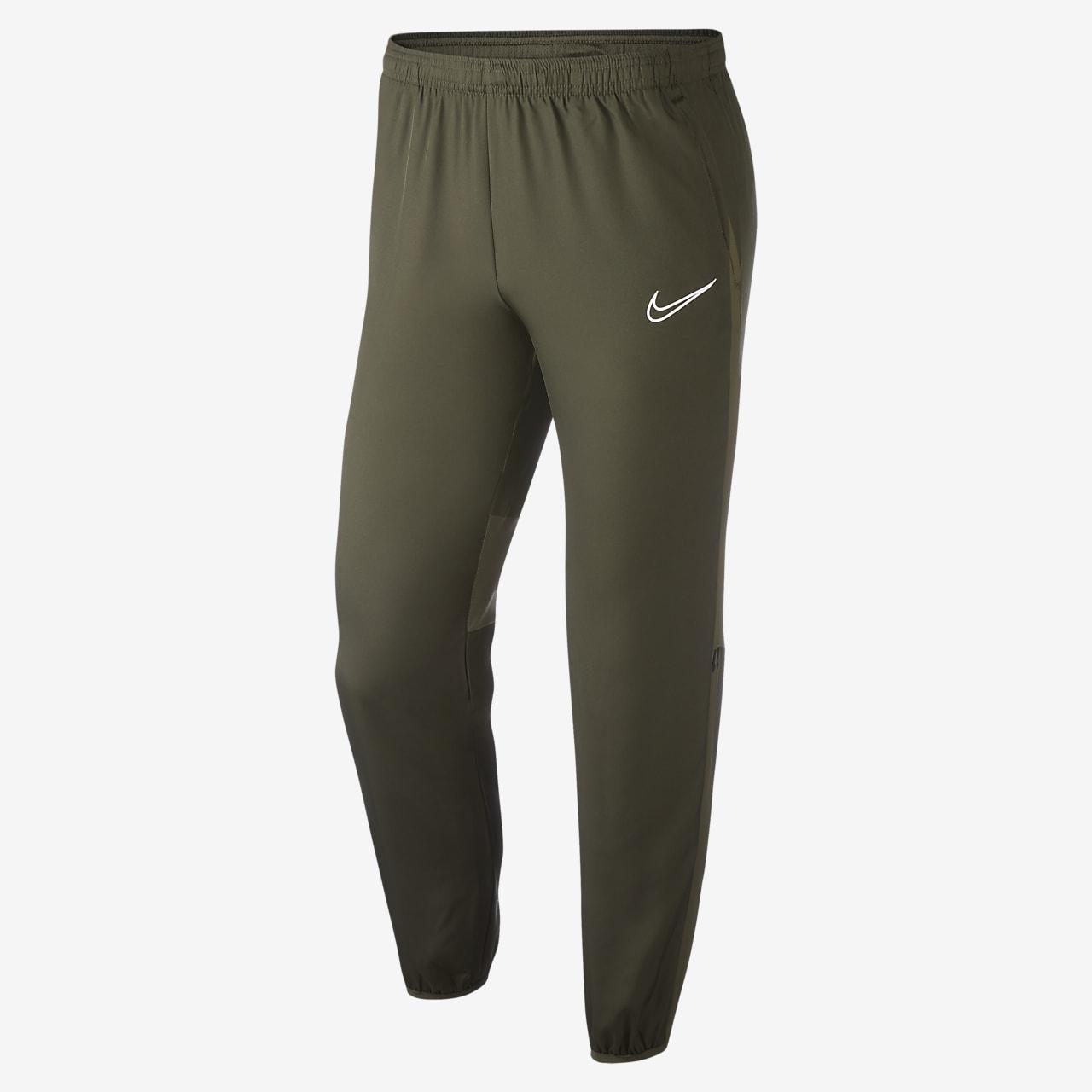 Pantaloni da calcio regolabili Nike Dri FIT Academy Uomo