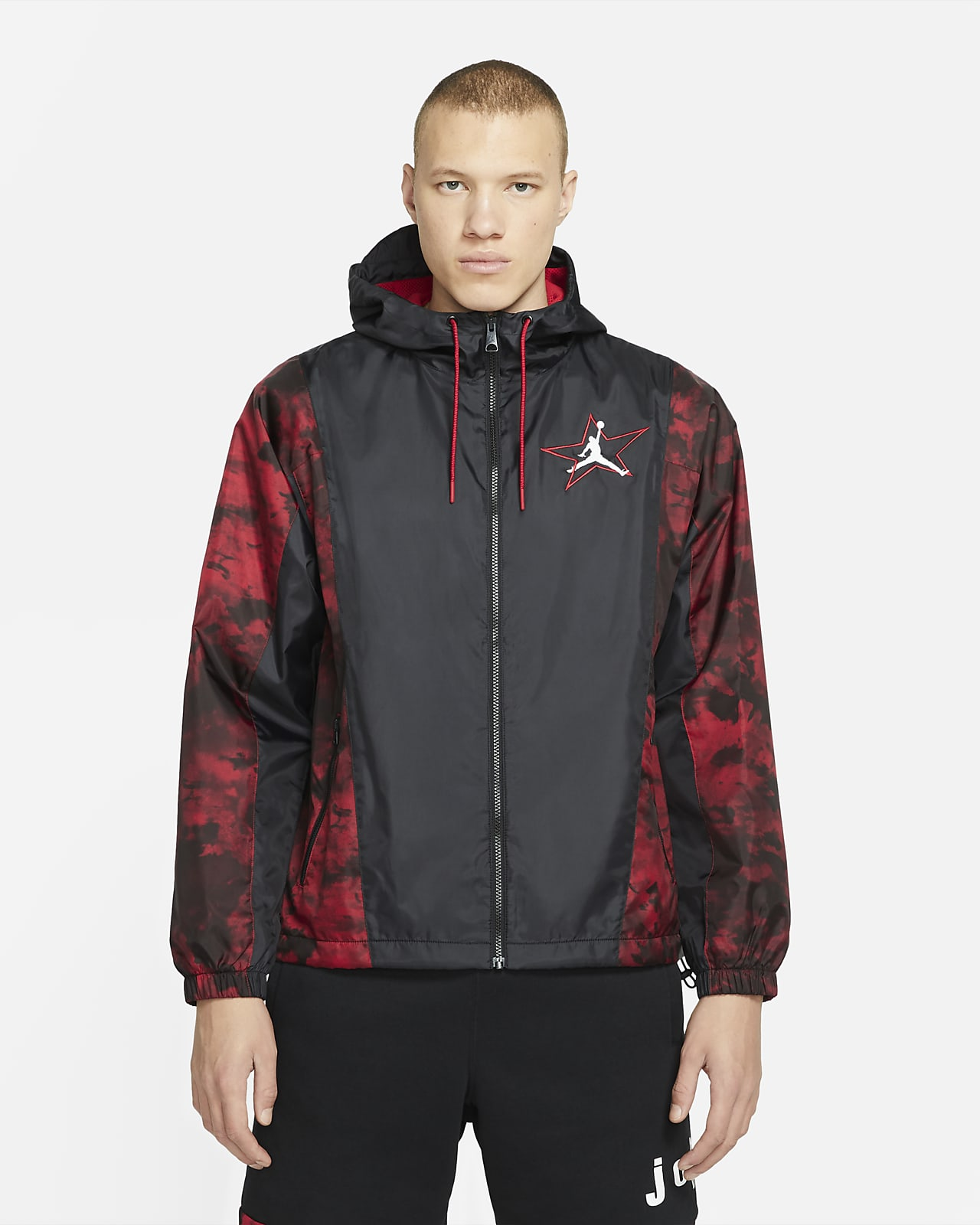Мужская легкая куртка Jordan Legacy AJ6