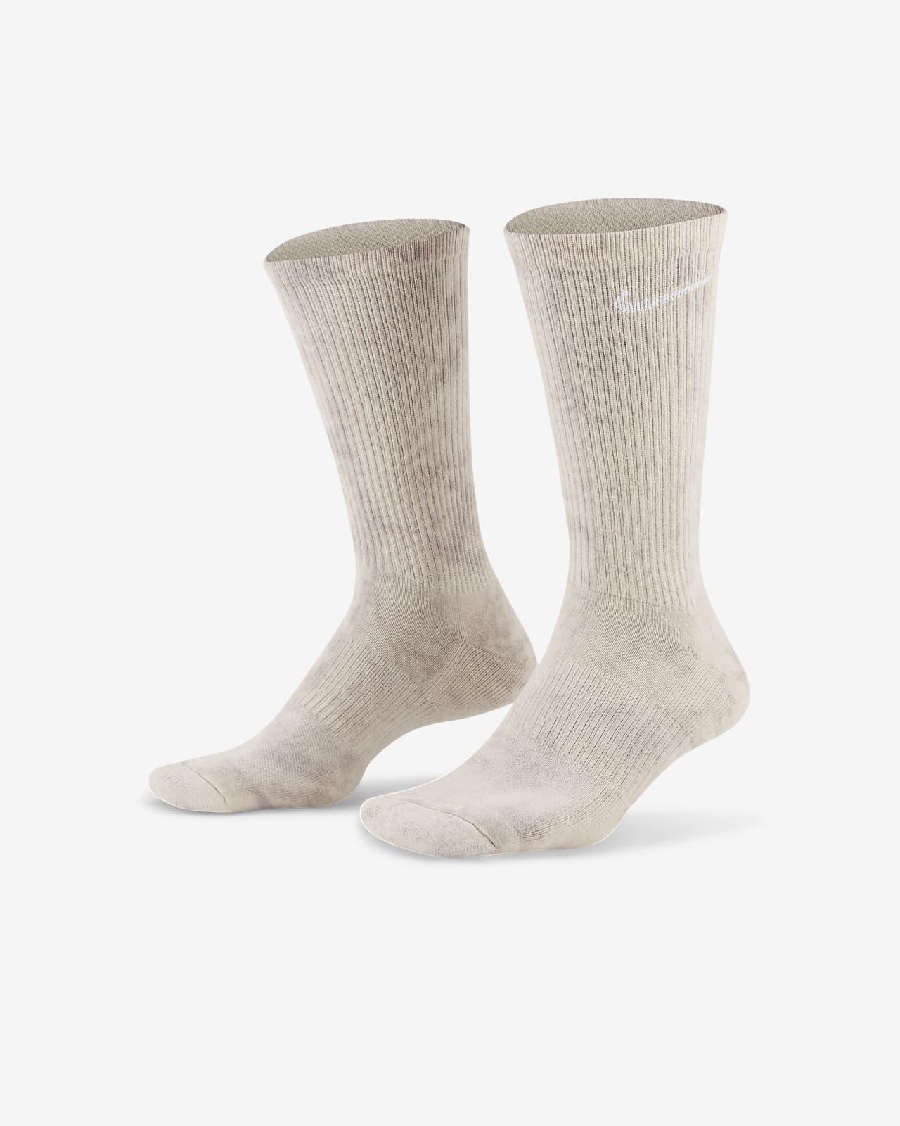 Nike Everyday Plus gepolsterte Crew-Socken
