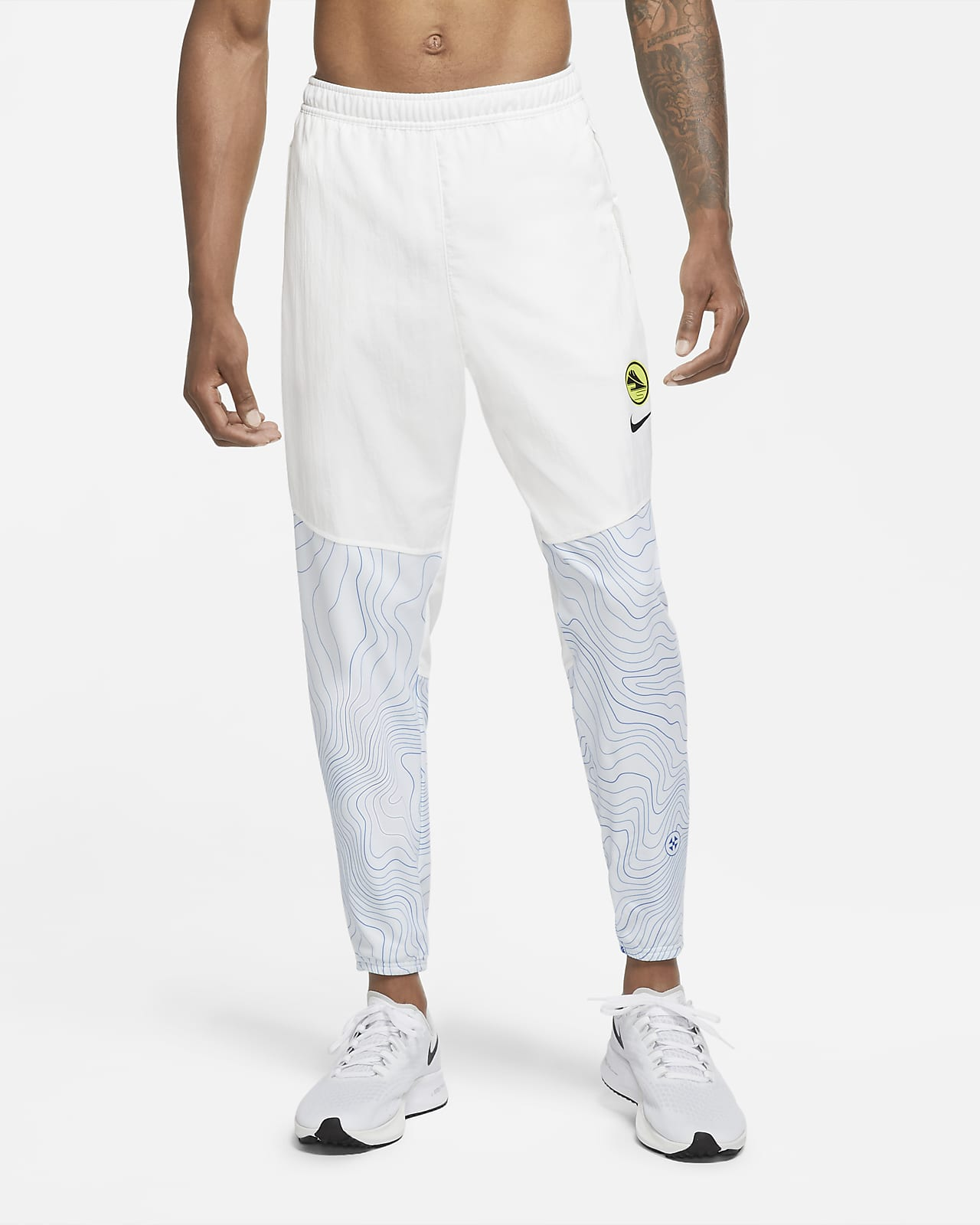 Męskie spodnie do biegania Nike Therma Essential