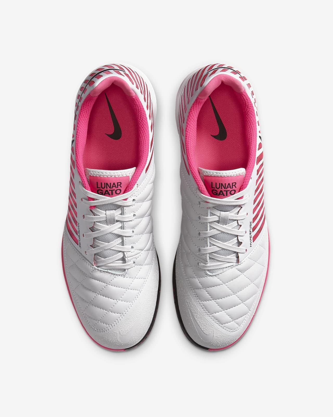 Scarpa da calcio per campo indoorcemento Nike Lunar Gato II