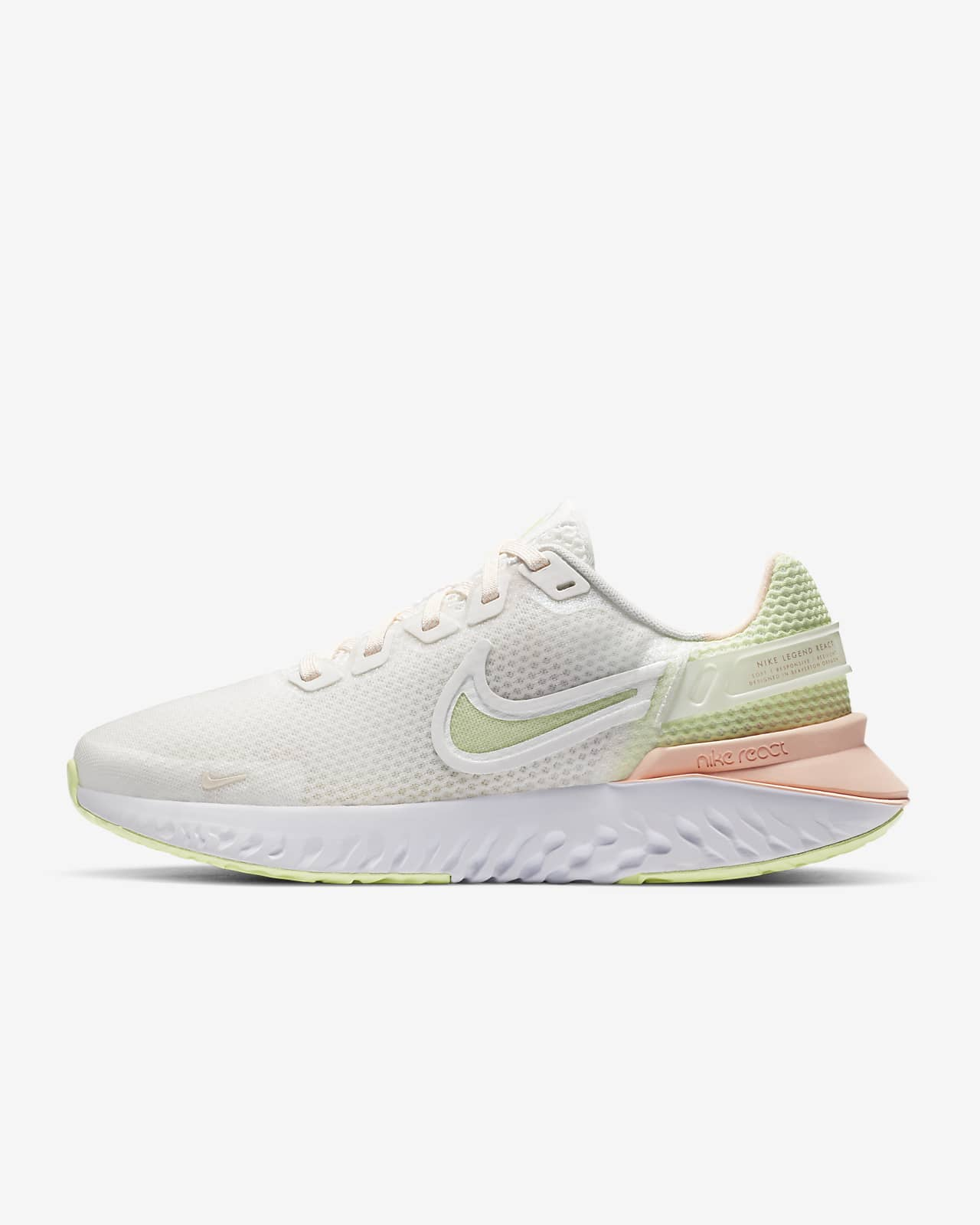 Nike Legend React 3 女款跑鞋