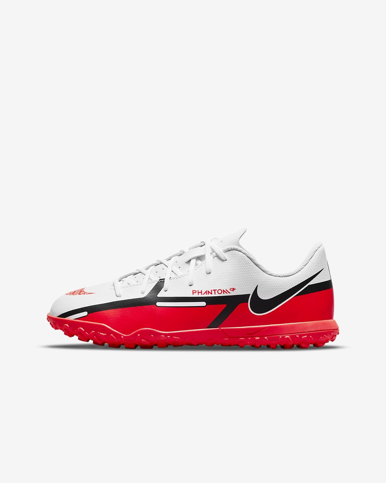 Nike Jr. Phantom GT2 Club TF Younger/Older Kids' Turf Football Shoe