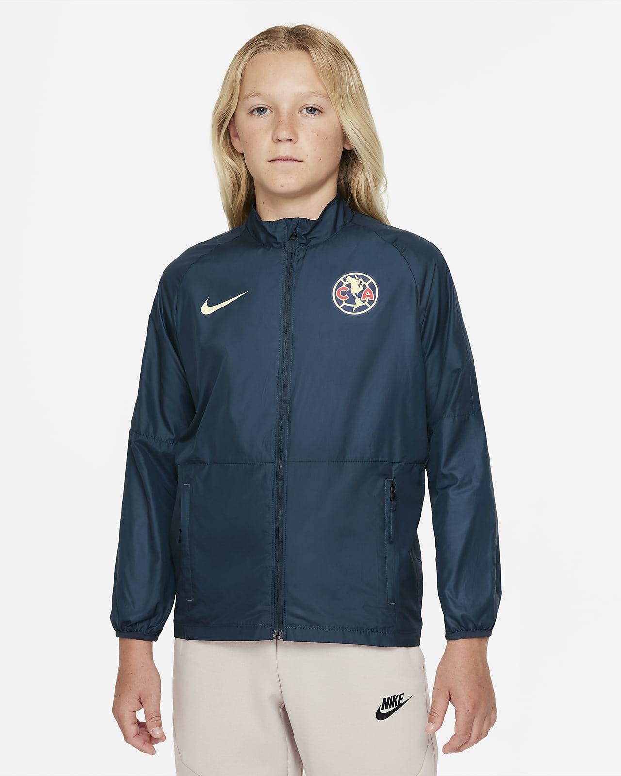 Club América Repel Academy AWF Big Kids' Soccer Jacket