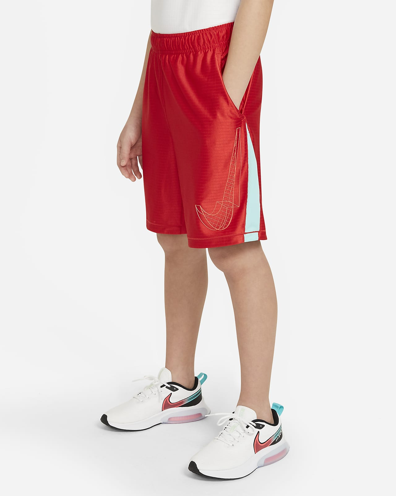 Nike Dri-FIT Graphic Big Kids' (Boys') Shorts