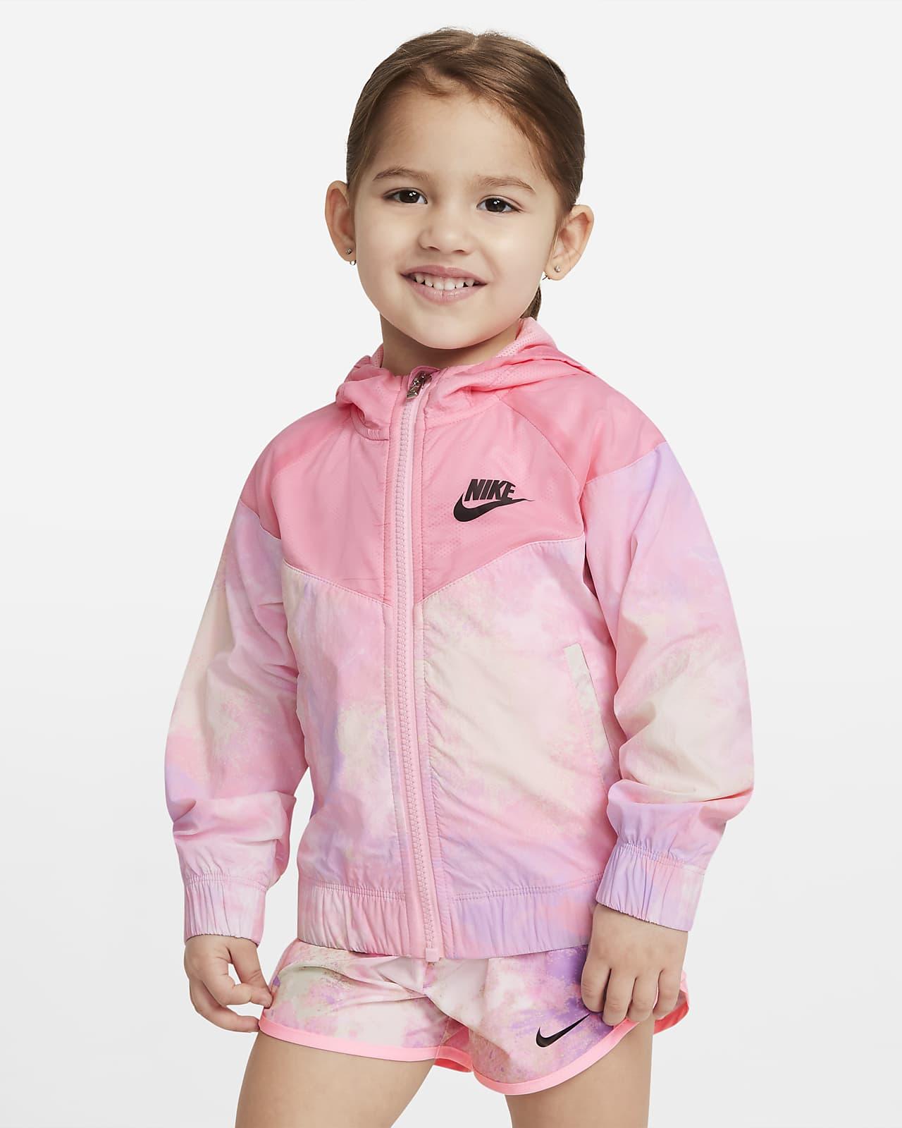 Nike Sportswear Windrunner Toddler Tie-Dye Full-Zip Jacket