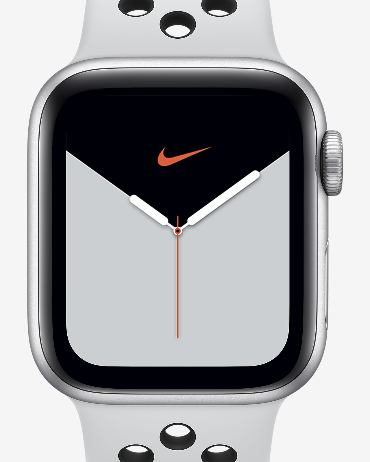 Apple Watch Nike Series 5 (GPS + Cellular) with Nike Sport ...