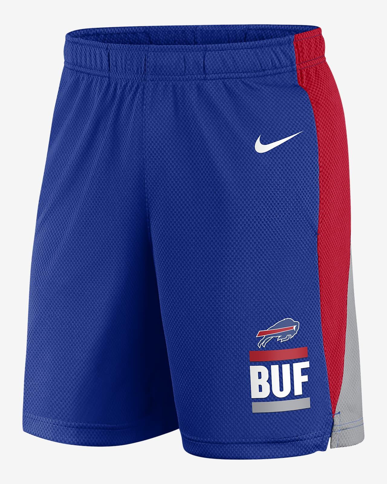 Nike Dri-FIT Broadcast (NFL Buffalo Bills) Men's Shorts