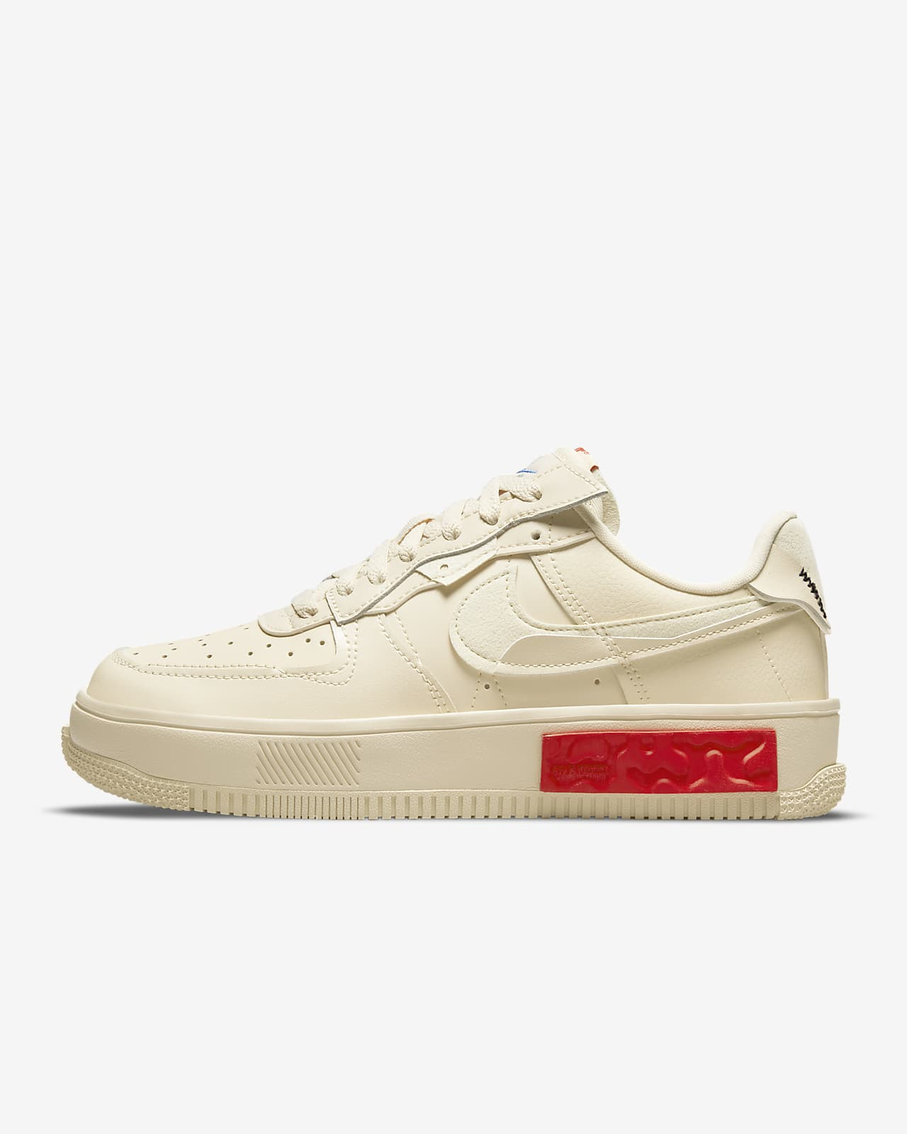 Chaussure Nike Air Force1 Fontaka pour Femme
