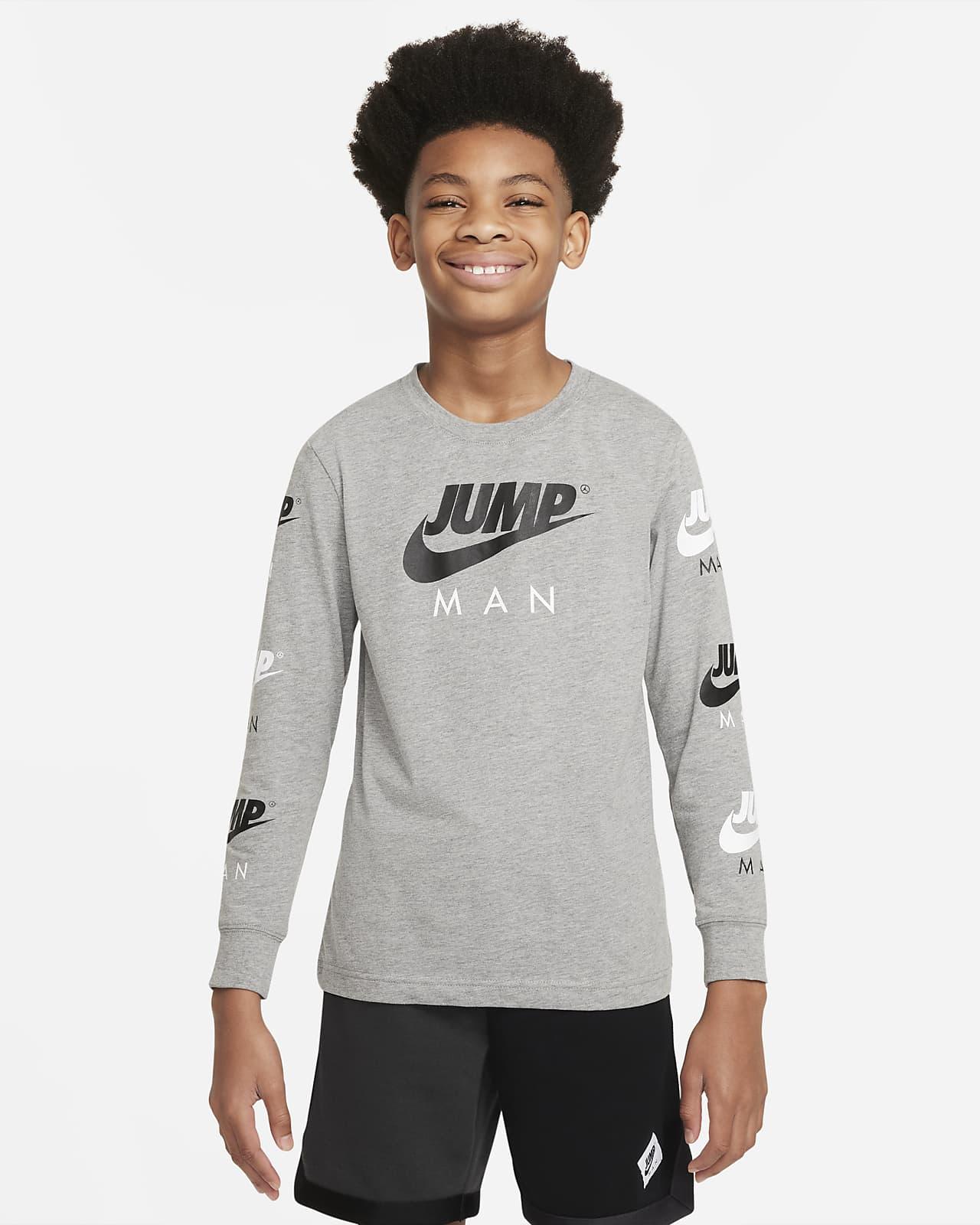 Jordan Jumpman Big Kids' (Boys') T-Shirt