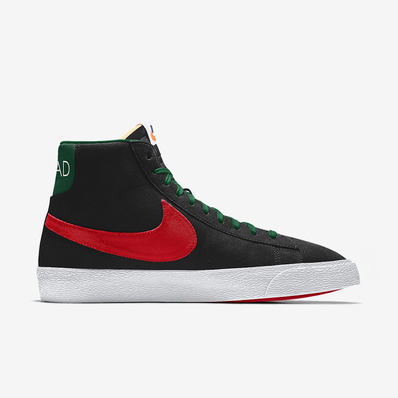 Scarpa personalizzabile Nike Blazer Mid By You Donna