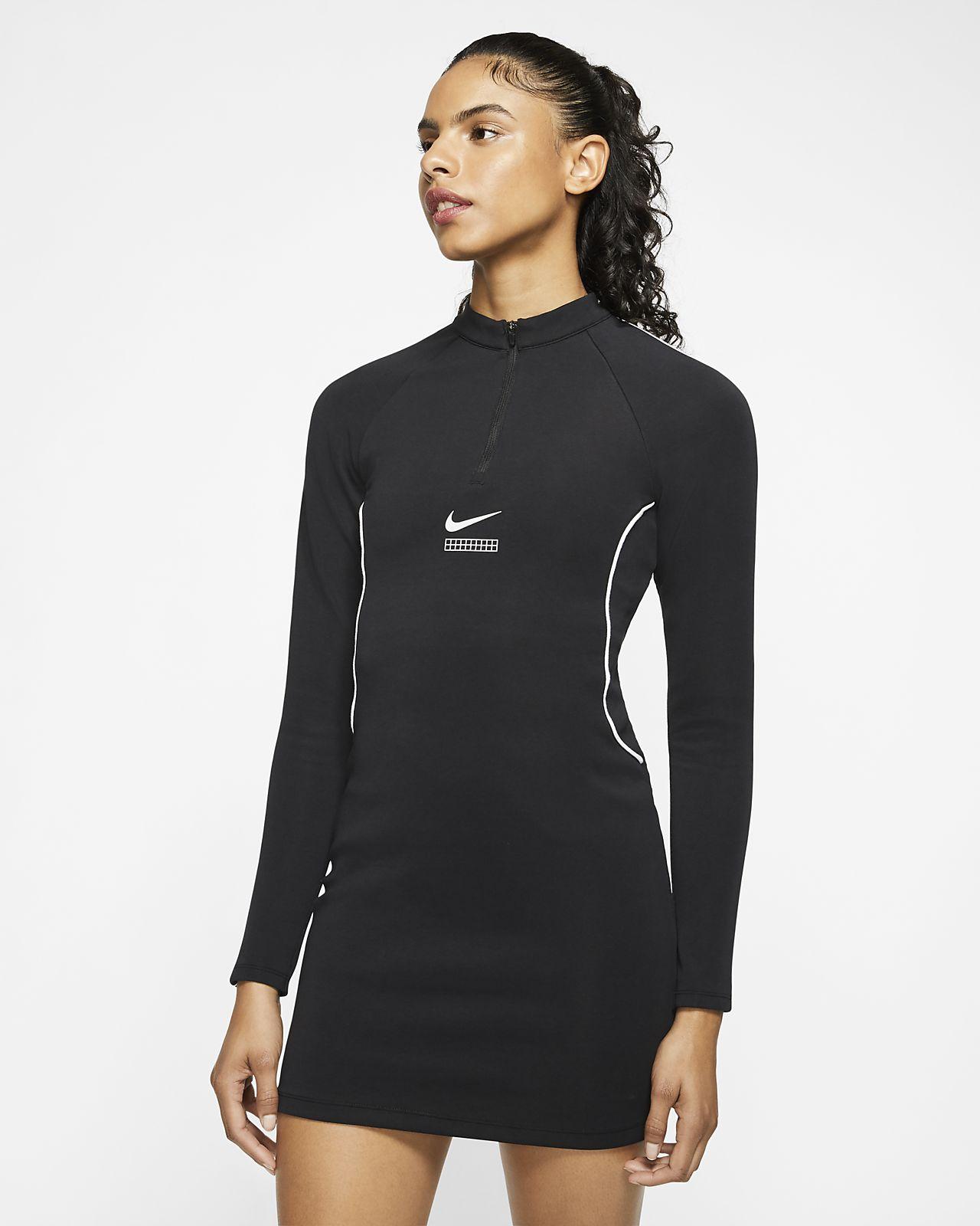 Nike Sportswear hosszú ujjú női ruha