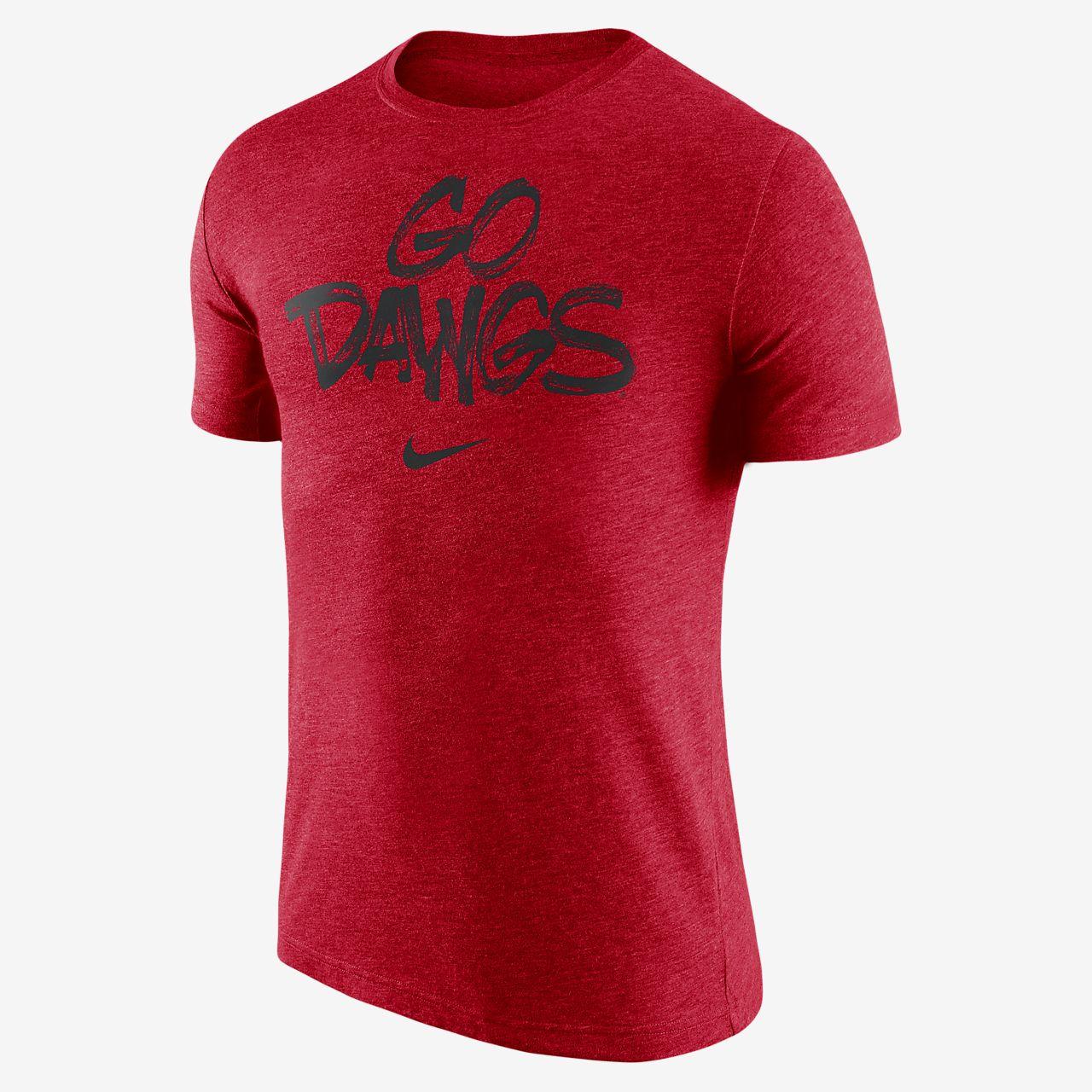 Nike College (Georgia) Men's T-Shirt