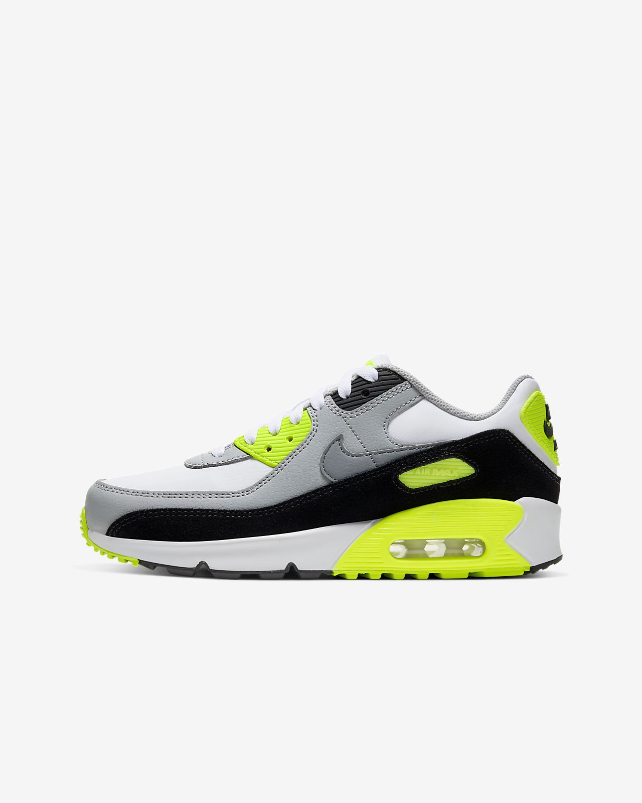 utterly stylish where to buy discount Nike Air Max 90 LTR Big Kids' Shoe. Nike.com