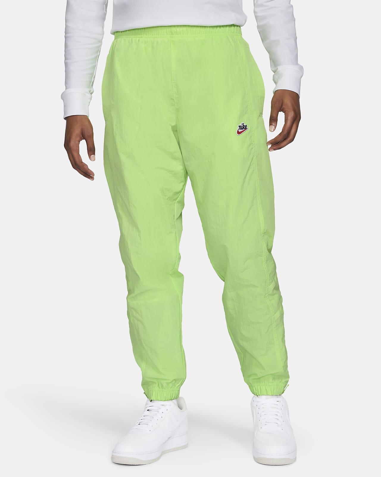 Męskie spodnie z tkaniny Nike Sportswear Heritage Windrunner